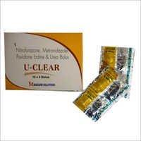 Uterine Cleaner Bolus