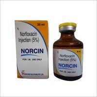 Norfloxacin  Injection