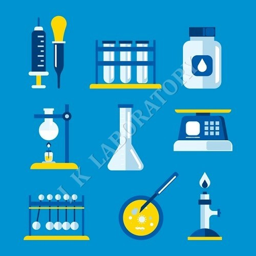 Soap Scrap Testing Laboratory