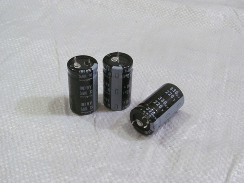 330uF 220V AEC-2 Electrolytic Capacitor