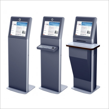 Touch Screen Kiosk Display
