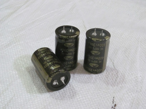 400wv 390uf AEC-4 Electrolyte Capacitor