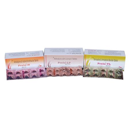 Amlodipine / Lisinopril / Telmisartan Tablets
