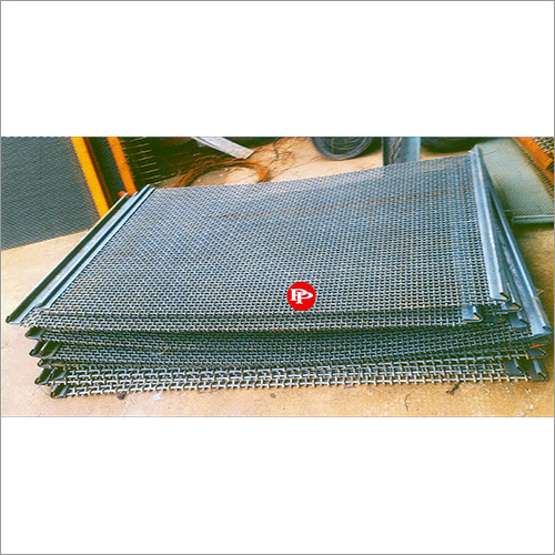 Double Crimped Wire Screen