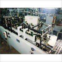 Cache Cover Folding Gluing Machine