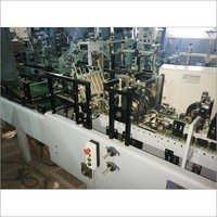 Cache Cover Pasting Machine