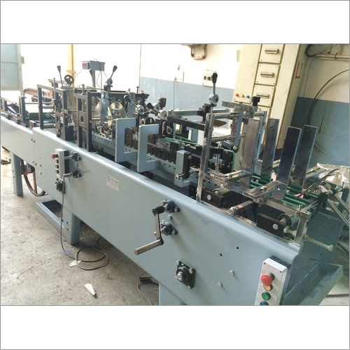 CD Jacket Pasting Machine