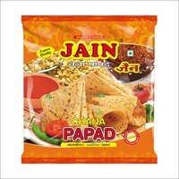 Chana Papad