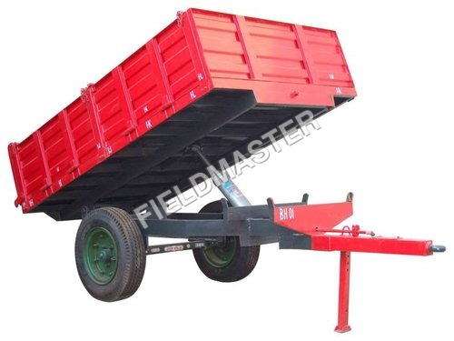 Tractor Trolley & Trailer