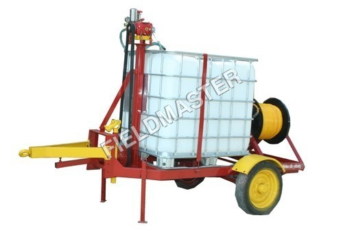 Spray Sump Machine