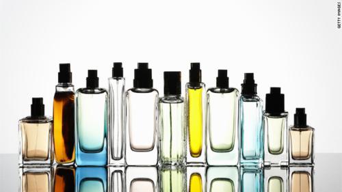 Custom Built Perfumes