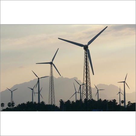 Electric Generating Windmills