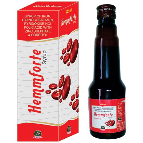 Hemmforte Syrup