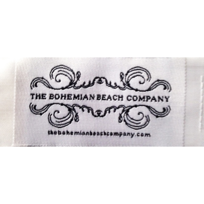 Personalised Embroidered Label