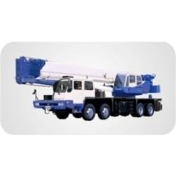 Construction Truck and Crane Rental