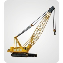 Crawler Crane Rental