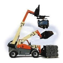Heavy Duty Telehandler
