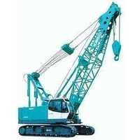 Lattice Boom Crane Rental