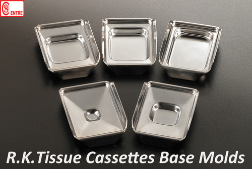 Embedding Cassettes Molds