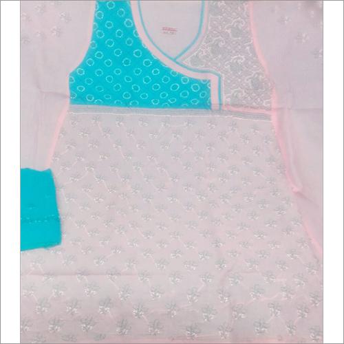 Chikan Suit Material