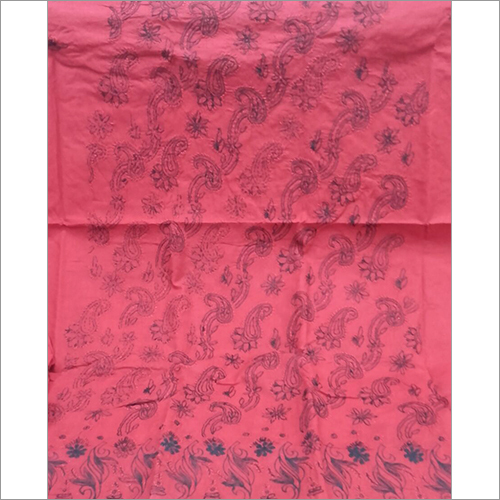Embroidered Chikan Material