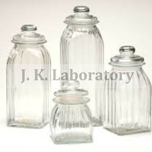 Glass Jars Testing Laboratory