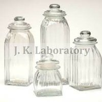 Glass Jars Testing Laboratory