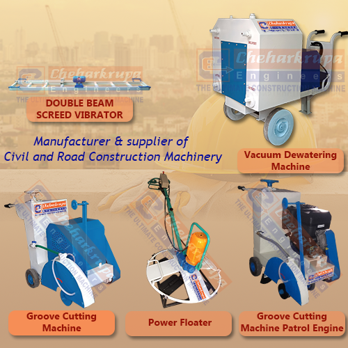 Concrete Trimix Flooring Machine