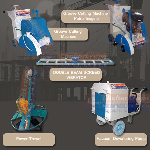 Tremix Machine