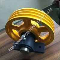 Diverter Pulley Shaft