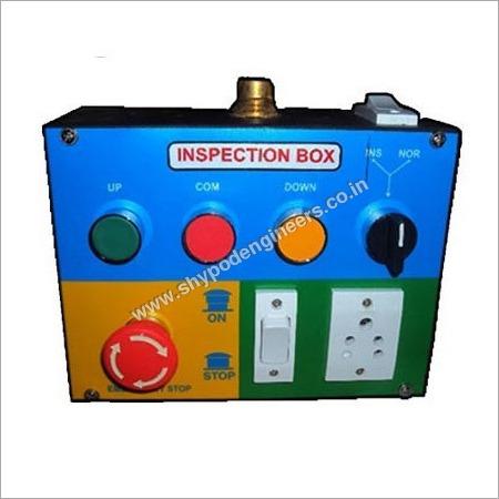 Elevator Inspection Box