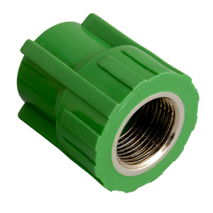 2-SFMC Female Threaded Socket (Rounded)
