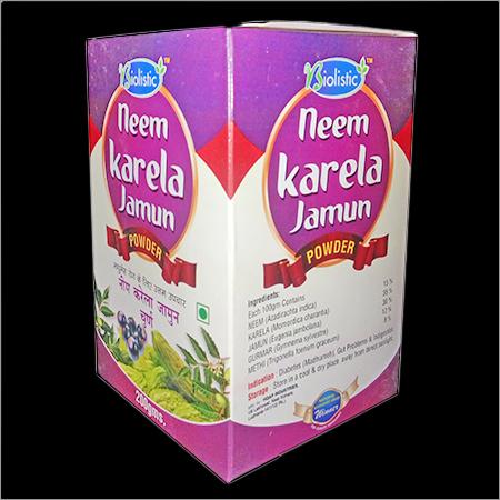 Neem Karela Jamun Powder