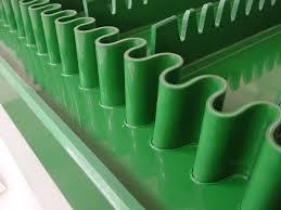 Pvc Side Wall & Cleat Conveyor Belt