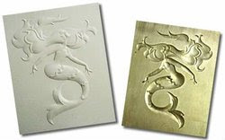 Three D Embossing Blocks