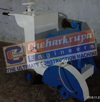 Cement Concrete Road Cutter