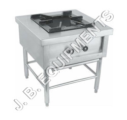 Single Burner Gas Range