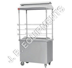 Bar Be Que Trolley