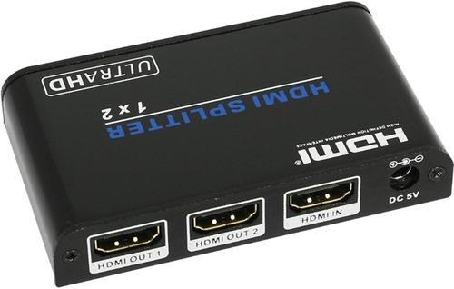 UHD 1x2 HDMI Splitter