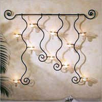 Wall Candle Holder