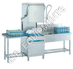 Conveyor Type Dish Washer