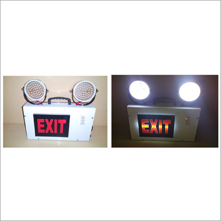 Industrial Emergency Light (LED)