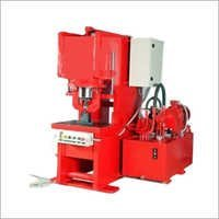 Hydraulic Plate Punching Press