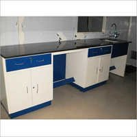 Lab Work Table With Sink Unit