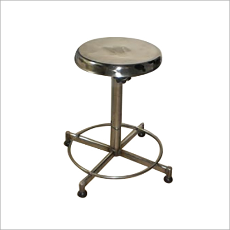 Laboratory Stainless Steel Stool
