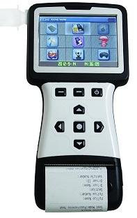 PT-240P Alcohol Breath Tester Inbuilt Printer,Data to PC
