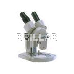 INCLINED STEROSCOPIC MICROSCOPE