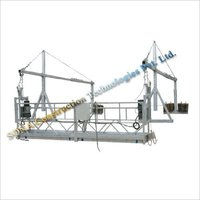 Suspended Platform (Single Hoister)