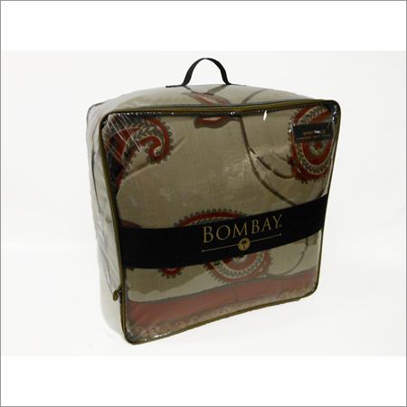 Canvas Blanket Bag