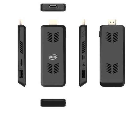 Windows 10 Mini PC Intel Cherry Trail Z8300 2G+32G